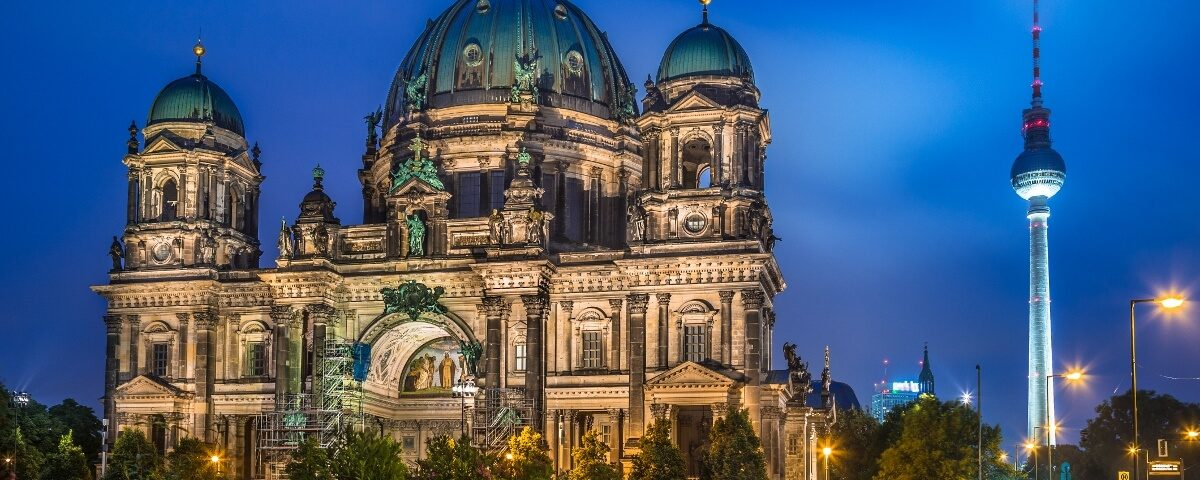 Berliner Dom The Cathedral Of Berlin Go Easy Berlin